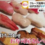 ダイヤモンドプリンセス号乗客下船後に訪れたお寿司はどこで特定?